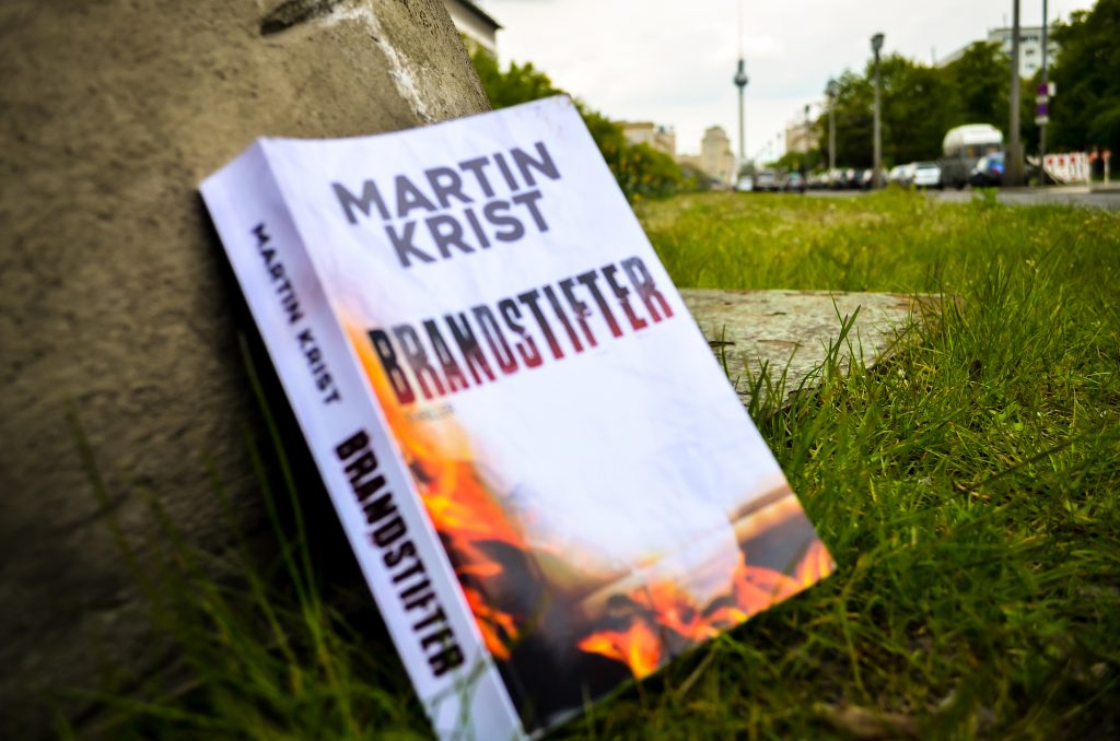 Brandstifter in Berlin