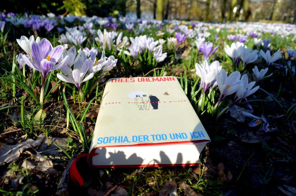 Tod und Frühlingsblumen