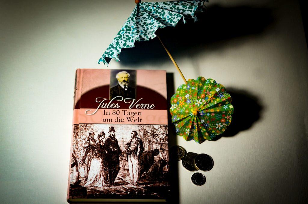"""Der Klassiker """" In 80 Tagen um die Welt"""" von Jules Verne"""