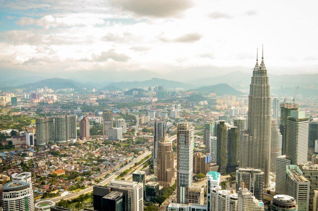 Petronas Towers Kuala Lumpur auf www.nixzulesen.de