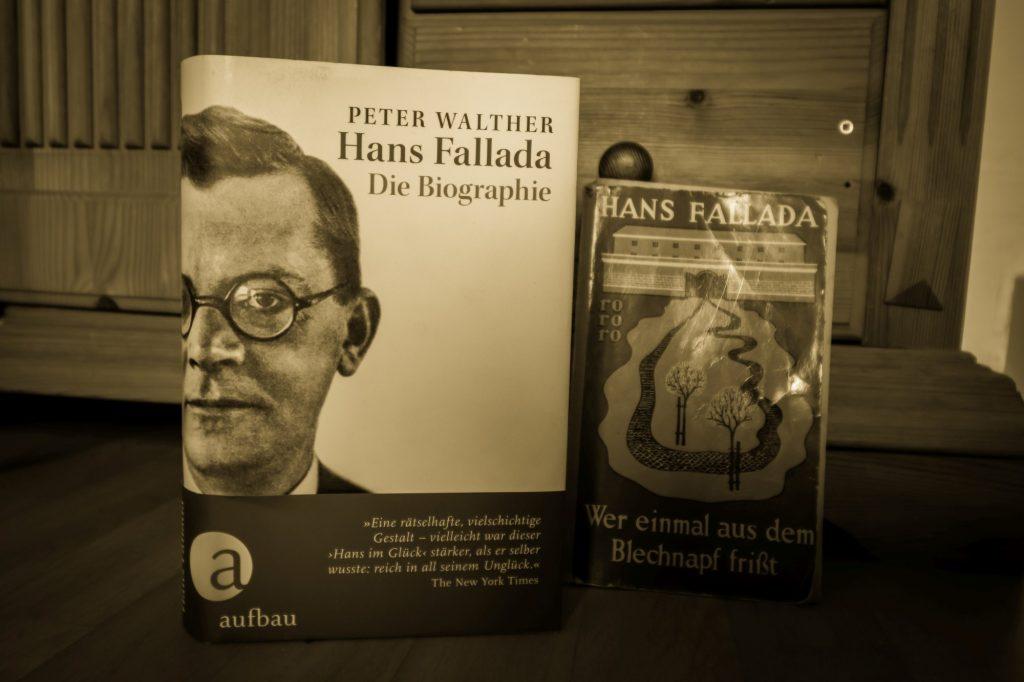 Biographie von Hans Fallada auf www.nixzulesen.de