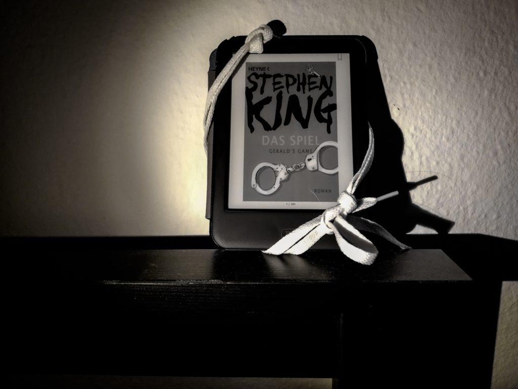 Das Spiel von Stephen King auf www.nixzulesen.de