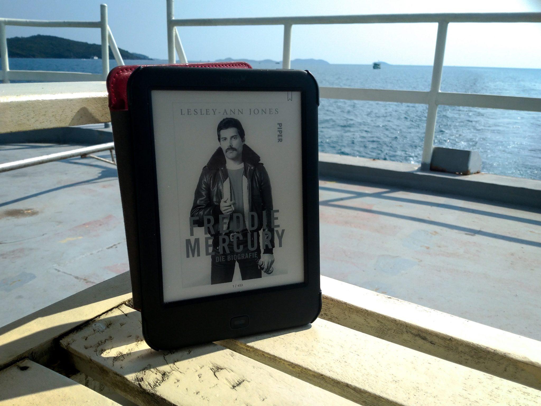 Freddy Mercury Biografie auf www.nixzulesen.de