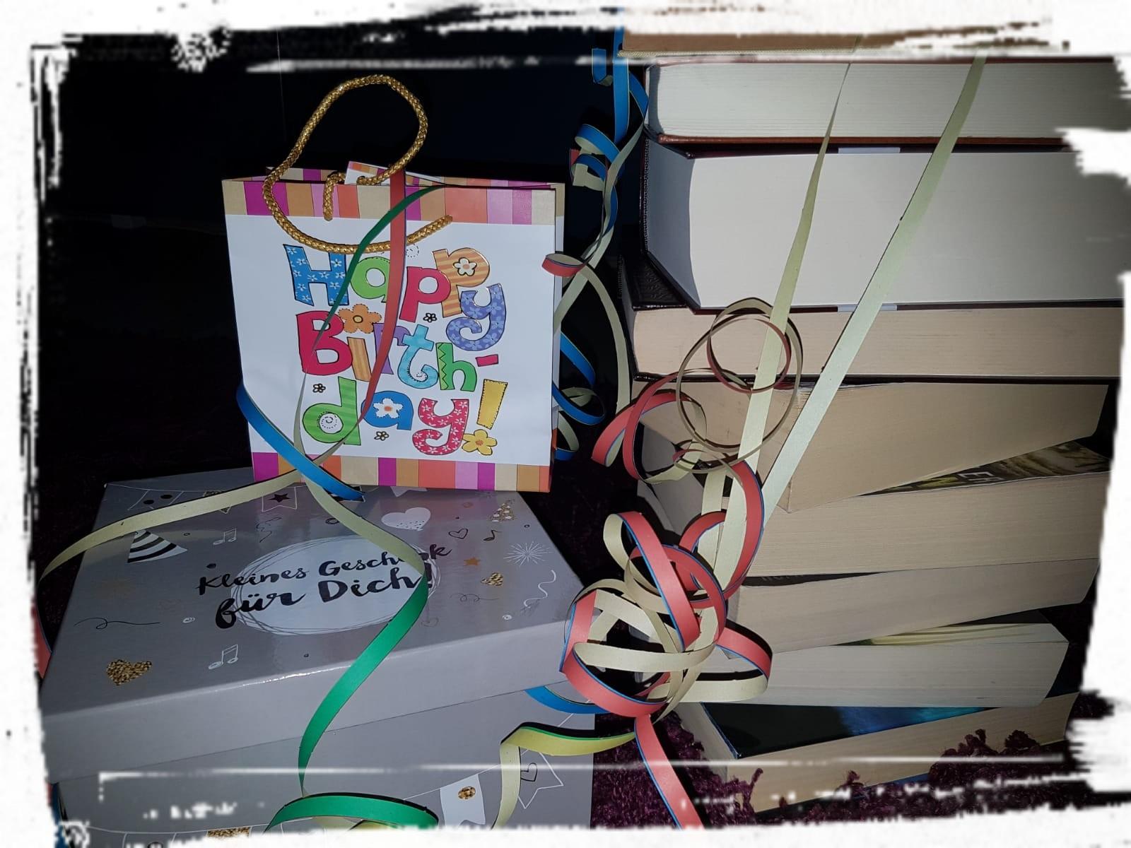 Geburtstag auf www.nixzulesen.de